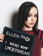The iBlogay - Ellen Page
