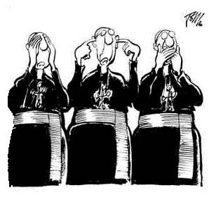 igreja em crise