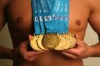 Atletas dignos de medalhas de ouro!